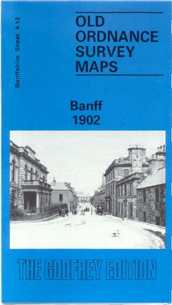 Old Maps of Banff