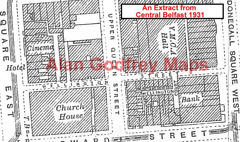 Ordnance Survey ni Historical Maps Old Ordnance Survey Maps of