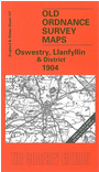 137  Oswestry, Llanfyllin & District 1904