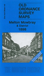 142  Melton Mowbray & District 1898 (Coloured Edition)
