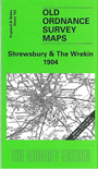 152 Shrewsbury & The Wrekin 1904