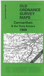 229  Carmarthen & the Towy Estuary 1909