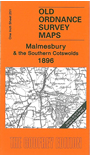 251 Malmesbury & The Southern Cotswolds 1896