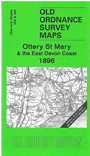 326/340  Ottery, St Mary & the East Devon Coast 1896