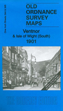 344/345  Ventnor & Isle of Wight (South) 1901