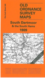 349  South Dartmoor & the South Hams 1909