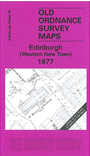 Ed 34  Edinburgh (Western New Town) 1877