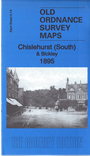 Ke 8.14  Chislehurst (South) & Bickley 1895