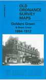 L 017.3  Golders Green & Brent Cross 1894-1912