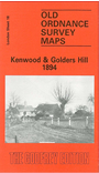 L 018.2  Kenwood & Golders Hill 1894