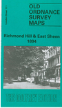 L 111  Richmond Hill & East Sheen 1894