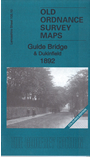 La 105.10a  Guide Bridge & Dukinfield 1892 (Coloured Edition)
