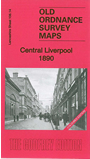 La 106.14a  Central Liverpool 1890 (Coloured Edition)