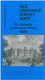 LS 7.82  St James's & Buckingham Palace 1869
