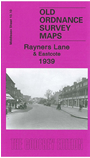 Mx 10.10  Rayners Lane & Eastcote 1939