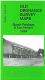 Mx 20.09  North Feltham & East Bedfont 1934