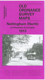 Nt 38.14  Nottingham (North) 1913