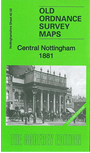 Nt 42.02a  Central Nottingham 1881 (Coloured edition)