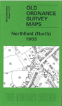 Old Maps Of Northfield Birmingham