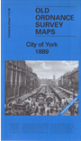 Y 174.06a  City of York 1889 (Coloured Edition)