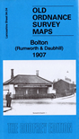 OLD ORDNANCE SURVEY MAP KEARSLEY 1907 SPINDLE POINT COLLIERY CLIFTON MOSS