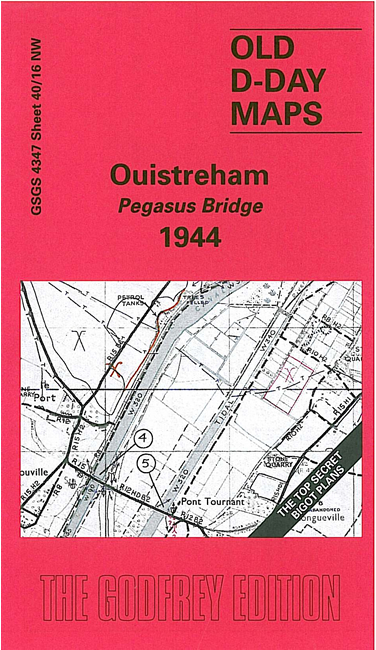 D-Day 40/16  Ouistreham - Pegasus Bridge 1944