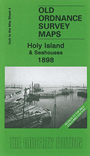 4   Holy Island & Seahouses 1898 (Coloured Edition)
