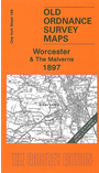 199  Worcester & The Malverns 1897