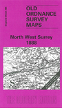 285  North West Surrey 1888