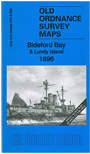 292/275  Bideford Bay & Lundy Island 1896