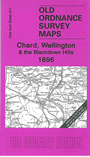 311  Chard, Wellington & The Blackdown Hills 1896