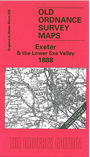 325  Exeter & the Lower Exe Valley 1888