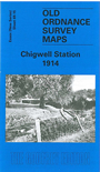 Exn 69.15  Chigwell Station 1914