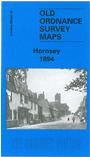 Old Maps Of Hornsey Haringey Harringay