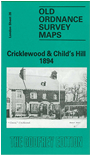 L 026.2  Cricklewood & Child's Hill 1894