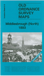 Y 6.10a  Middlesbrough (North) 1893 (Coloured Edition)